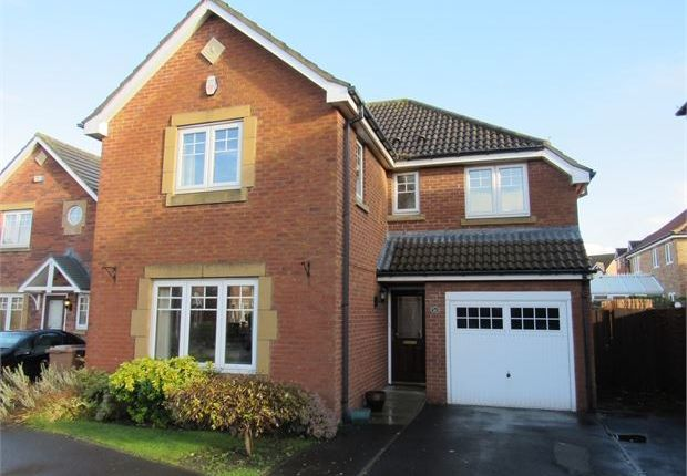 Thumbnail Detached house for sale in Forest Gate, Palmersville, Newcastle Upon Tyne.