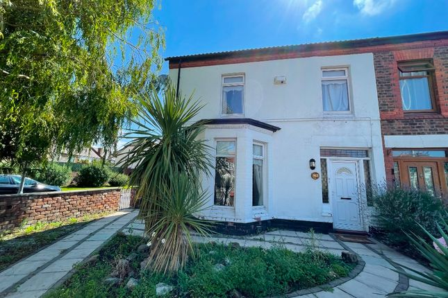 Thumbnail Semi-detached house for sale in Leasowe Road, Wallasey, Wirral