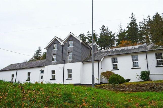 Thumbnail Detached house for sale in Defynnog, Defynnog, Brecon, Powys