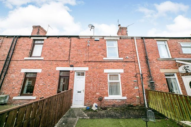 Thumbnail Terraced house for sale in Mitchell Street, Crawcrook Ryton