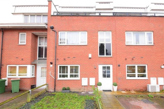 Thumbnail Town house for sale in Elderberry Way, London