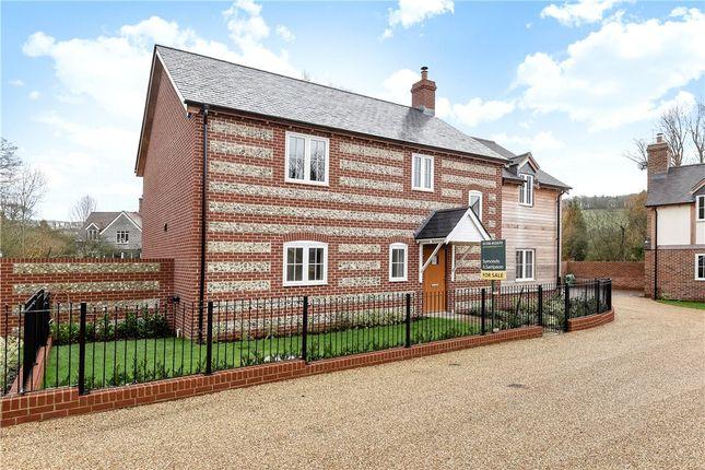 Thumbnail Detached house for sale in Iwerne Minster, Blandford Forum, Dorset