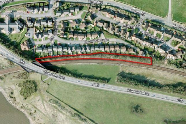 Thumbnail Land for sale in Site At Clovis Duveau Drive, Dargie Glebe, Dundee DD25Ja