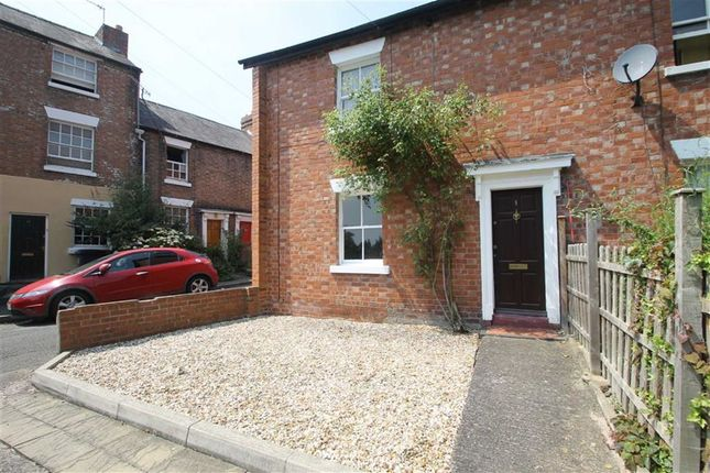 Thumbnail End terrace house to rent in Albafont Terrace, Severn Street, Shrewsbury