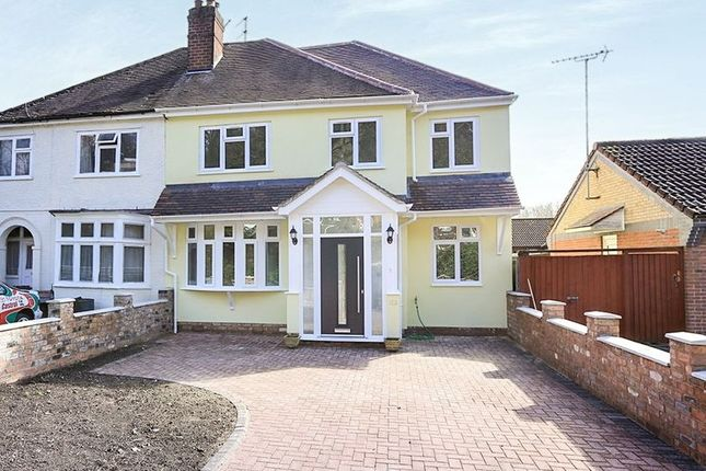 Thumbnail Semi-detached house for sale in Henwood Road, Wolverhampton
