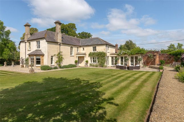 7 bed detached house for sale in Tytherton Lucas, Chippenham, Wiltshire SN15