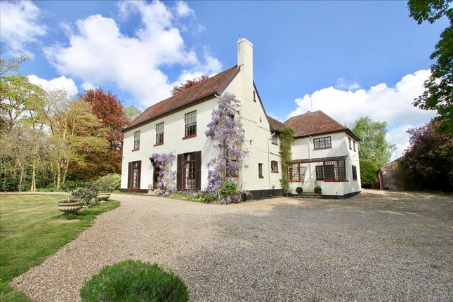 Thumbnail Detached house for sale in Bramford Road, Ipswich, Suffolk