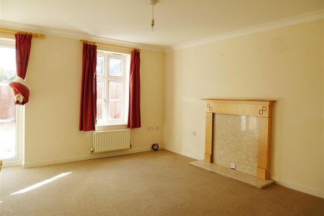Thumbnail Property to rent in Burge Meadow, Cotford St. Luke, Taunton