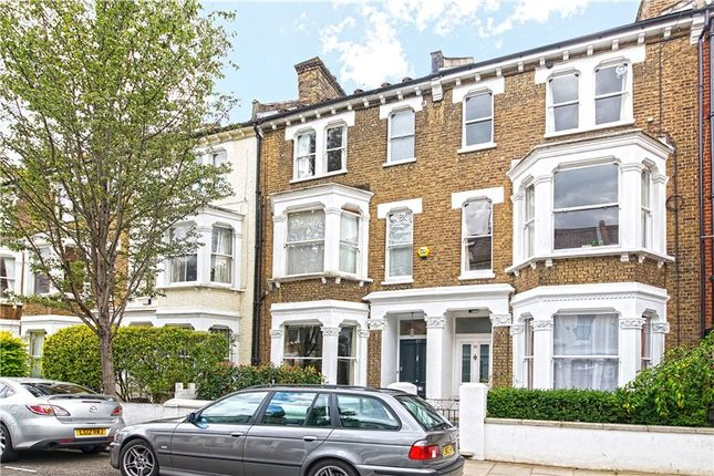Thumbnail Terraced house to rent in Sterndale Road, Brook Green, London