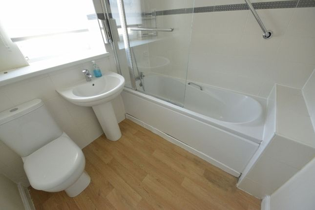 Bathroom of Hardridge Road, Glasgow G52