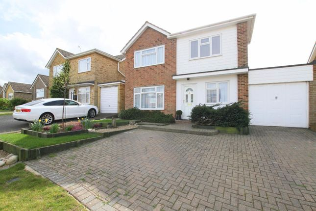 Thumbnail Detached house for sale in The Downings, Herne Bay