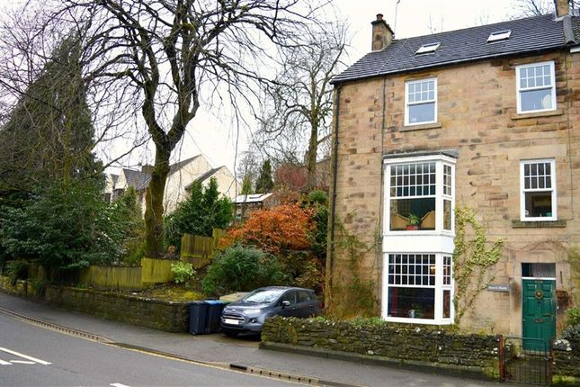 Thumbnail Town house for sale in Beech Hurst, 228, Dale Road, Matlock Bath Matlock, Derbyshire