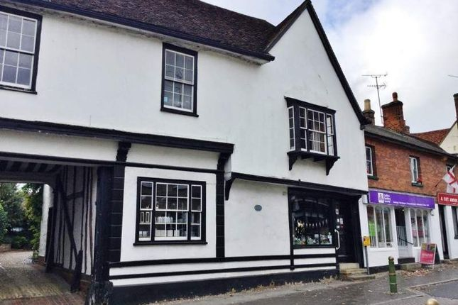 Retail premises for sale in 43 High Street, Buntingford