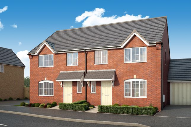 Thumbnail Semi-detached house for sale in Church Street, Malvern