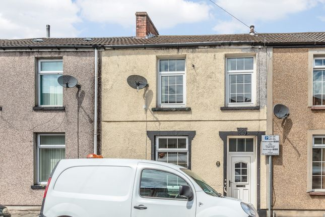 Thumbnail Terraced house for sale in Pembroke Street, Aberdare