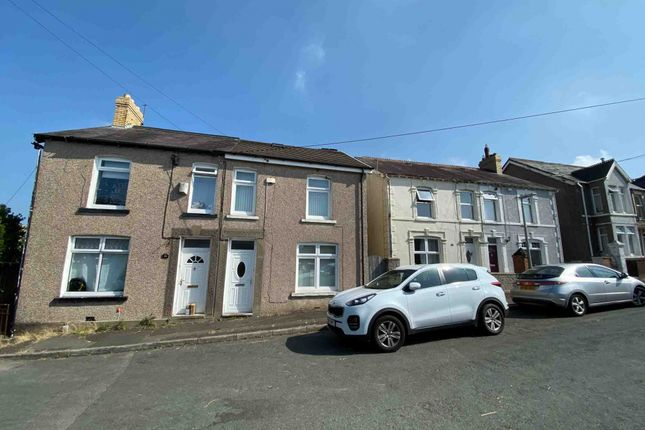 Thumbnail Semi-detached house for sale in Whitley Road, Swansea, West Glamorgan