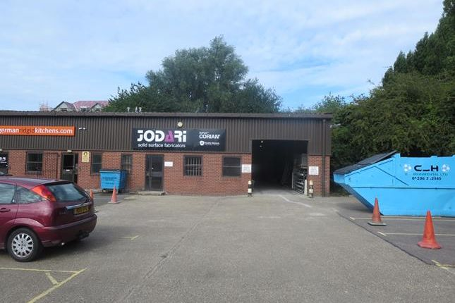 Thumbnail Light industrial to let in 12 Mason Road, Colchester, Essex