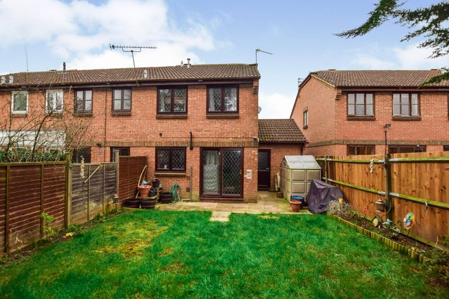 Thumbnail Semi-detached house for sale in Larchwood, Thorley, Bishop's Stortford