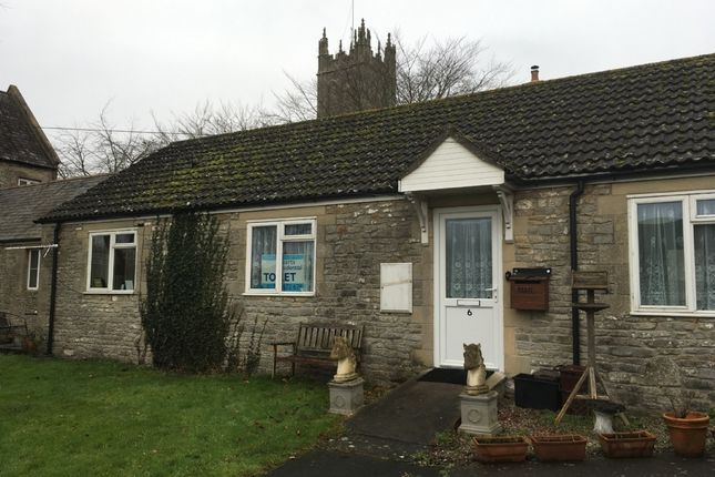 Thumbnail Bungalow to rent in Church Close, Evercreech, Shepton Mallet