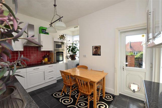 Thumbnail Semi-detached house for sale in Windsor Avenue, Margate, Kent