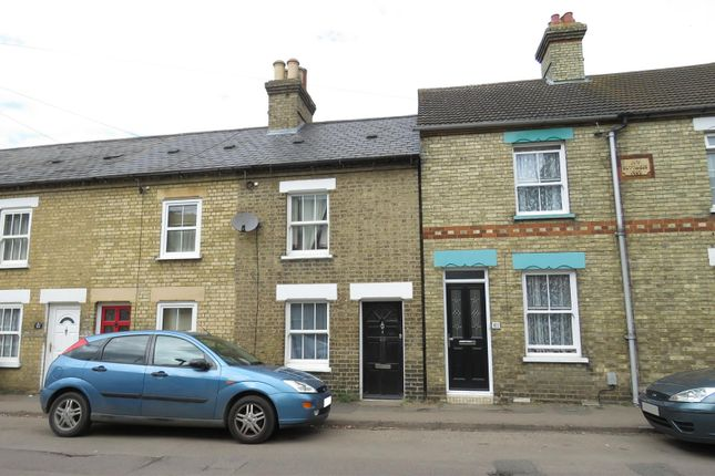 Thumbnail Terraced house for sale in Lawrence Road, Biggleswade