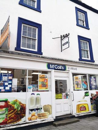Thumbnail Retail premises for sale in Alford, Lincolnshire