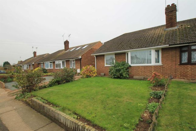 Thumbnail Semi-detached bungalow to rent in Windmill Road, Sittingbourne