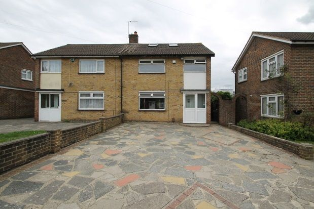Thumbnail Property to rent in Hardres Terrace, Mosyer Drive, Orpington