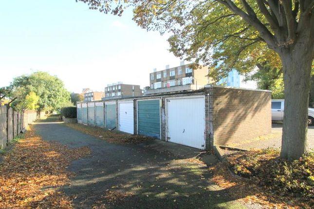Garage of Chaucer Gardens, Sutton SM1