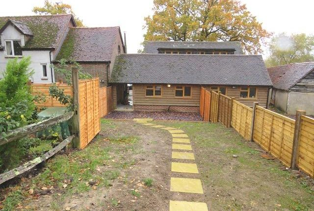 Thumbnail Semi-detached bungalow to rent in Beech Green Lane, Withyham, Hartfield
