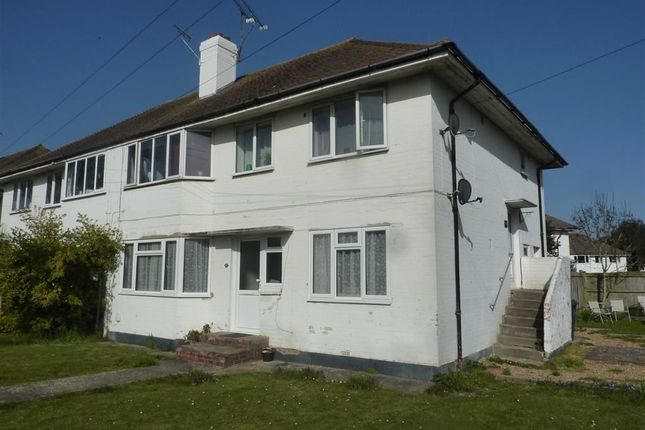 Thumbnail Flat for sale in Shirley Drive, Offington, Worthing, West Sussex