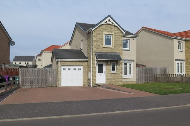 Thumbnail Detached house for sale in Dunlin Crescent, Montrose