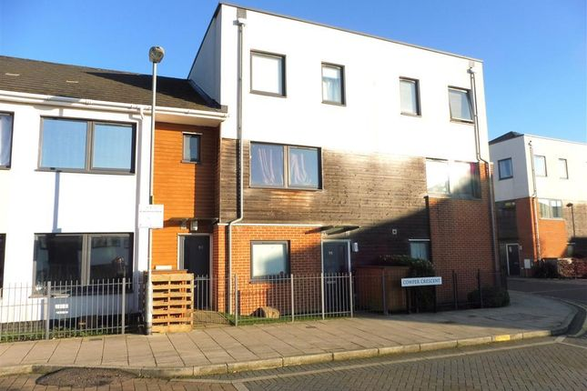 Thumbnail Property to rent in Cowper Crescent, Colchester