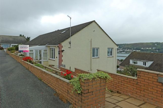 5 bed semi-detached house for sale in 8 Bryn Gomer, Fishguard, Pembrokeshire
