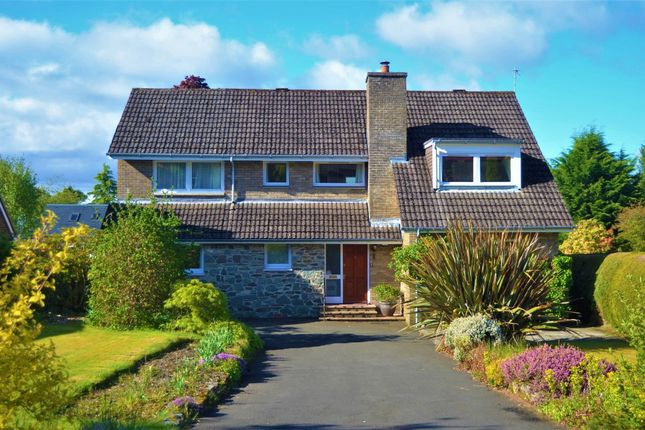 Thumbnail Detached house for sale in Duchess Park, Helensburgh, Argyll