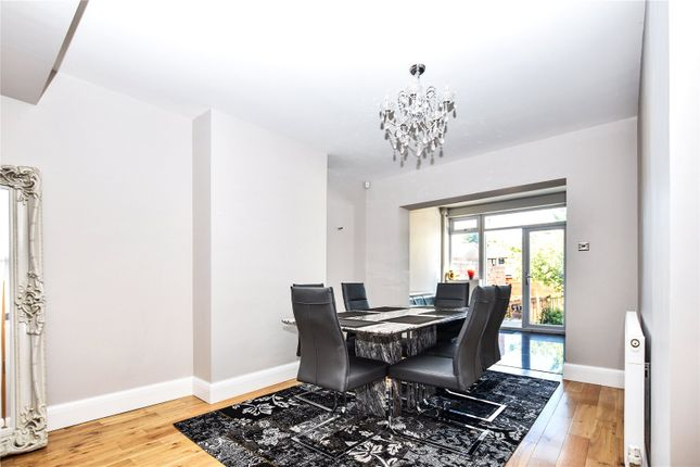 Dining Room of The Drive, Bexley, Kent DA5