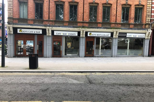 Thumbnail Restaurant/cafe for sale in Victoria Street, Liverpool
