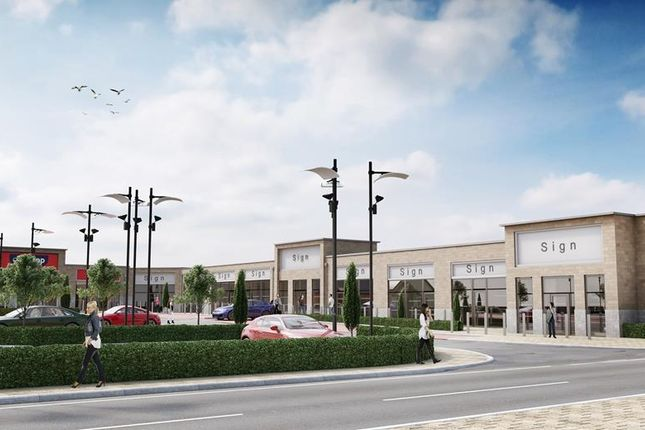 Thumbnail Retail premises for sale in New Retail Development, Wawne Road, Hull