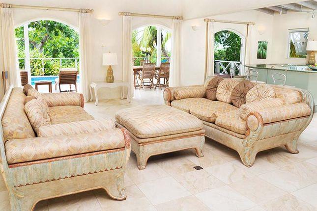 Seaberry Barbados Living Area