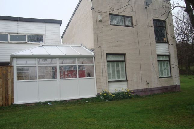 Thumbnail Terraced house to rent in Matterdale Road, Peterlee