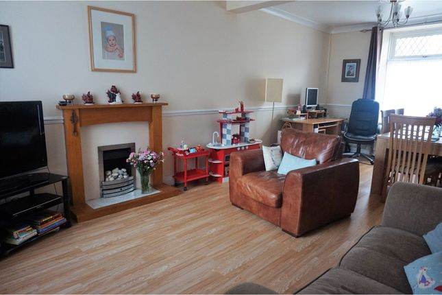 Thumbnail End terrace house for sale in Glannant Street, Penygraig, Tonypandy