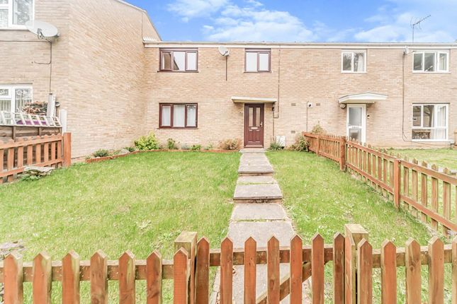 3 bed terraced house for sale in York Road, Stevenage SG1