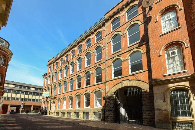 Thumbnail Office to let in Third Floor Suite, 1 Broadway, The Lace Market, Nottingham
