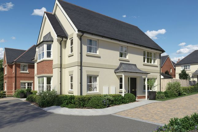 Thumbnail Semi-detached house for sale in Braywick Road, Maidenhead