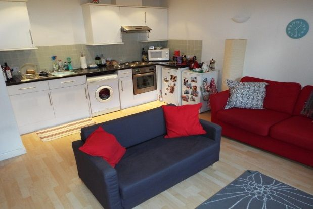 Thumbnail Flat to rent in Lower Parliament Street, Nottingham