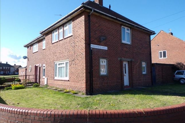 Thumbnail Semi-detached house to rent in Wordsworth Avenue, Blyth