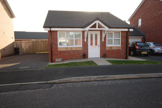 Thumbnail Detached bungalow for sale in St. James Gardens, Barrow-In-Furness