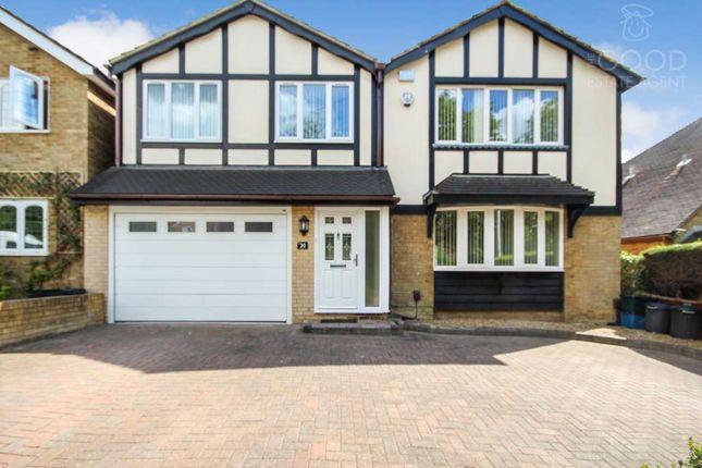 Thumbnail Detached house for sale in Whitehall Lane, Buckhurst Hill