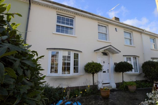 Terraced house for sale in Riverside, Shaldon, Teignmouth, Devon