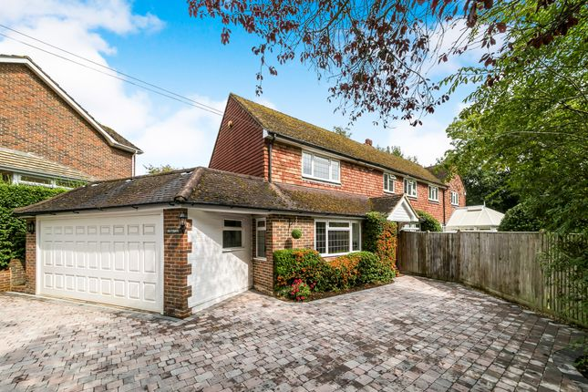 Thumbnail Detached house for sale in Fox Hill, Haywards Heath